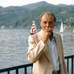 Vittorio Sereni a Luino nel '73