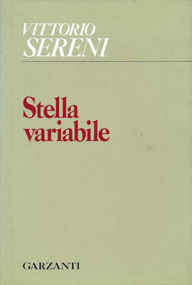 Stella variabile 1981 Garzanti